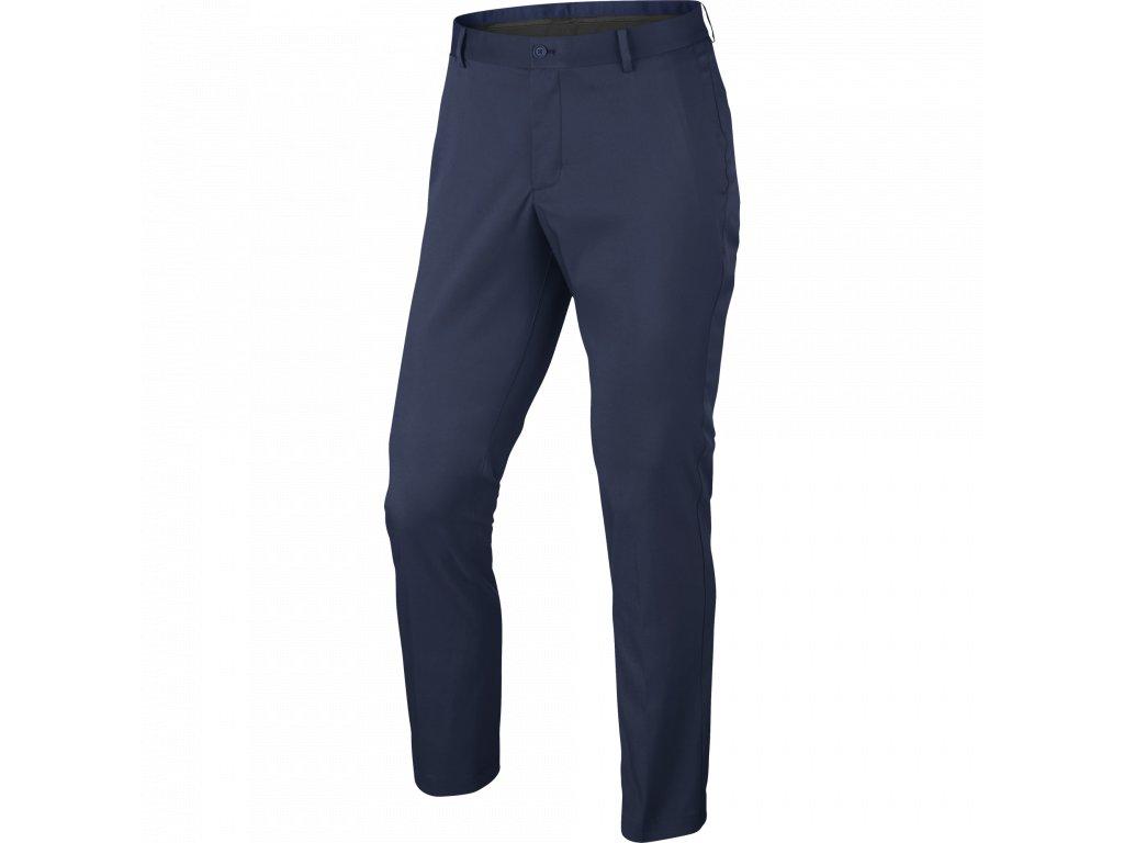 NIKE Modern Fit Chino pánské golfové kalhoty modré 1343a8790d