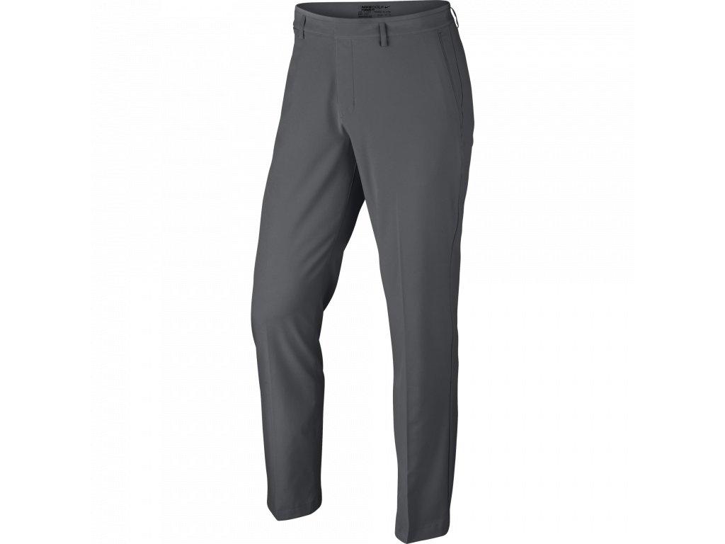 NIKE pánské kalhoty Flat Front Stretch tmavě šedé  + Malé balení týček 10 ks