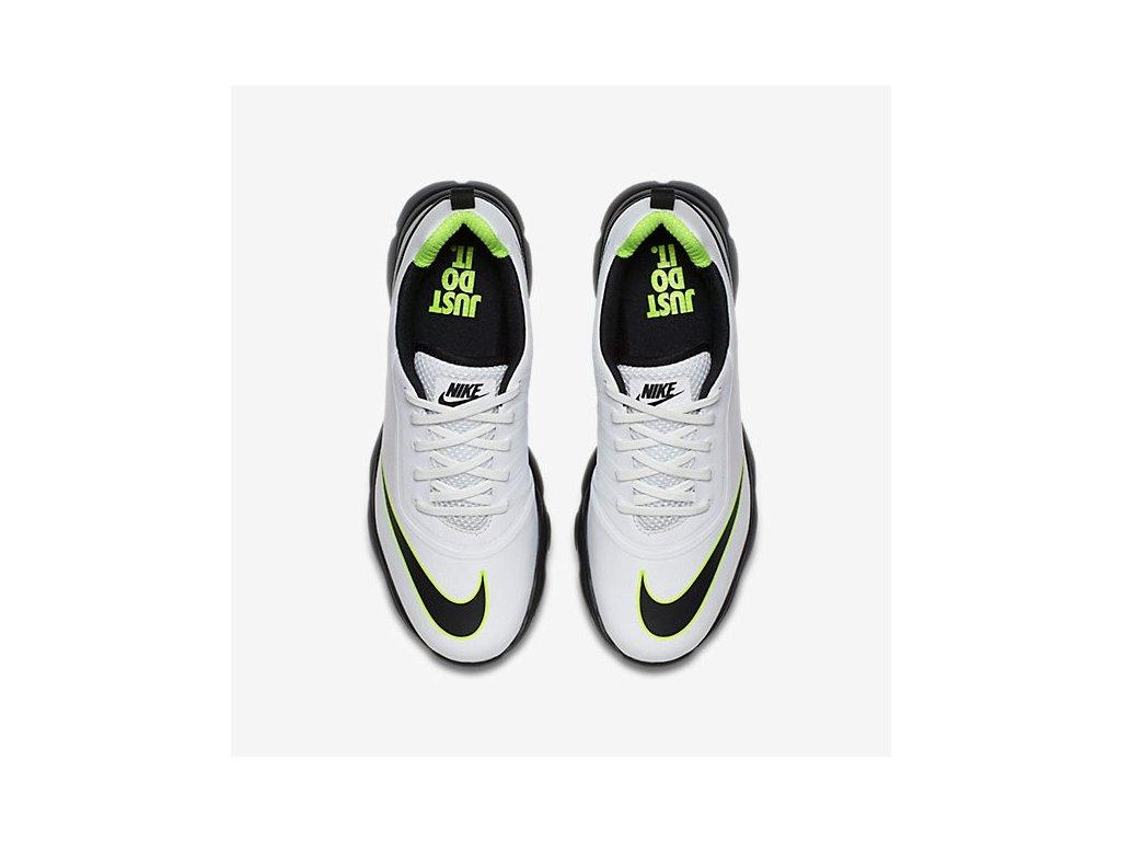Nike dětské golfové boty Control bílé