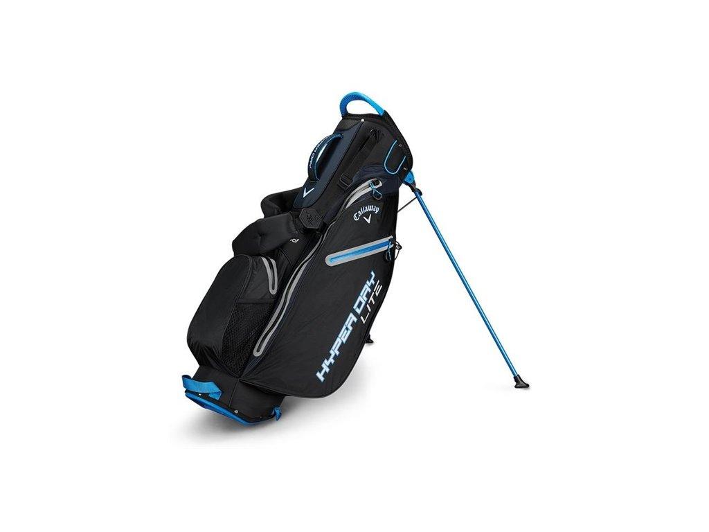 callaway bag hyper dry lite černo modrý