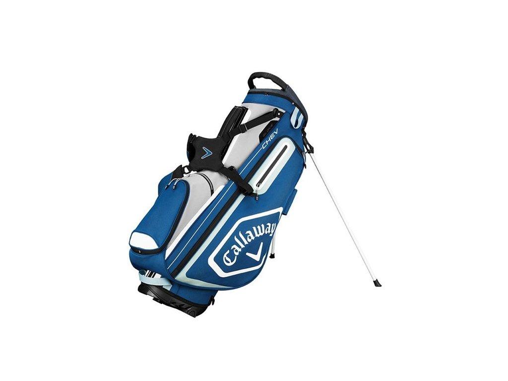 callaway bag chev stand modro bílý