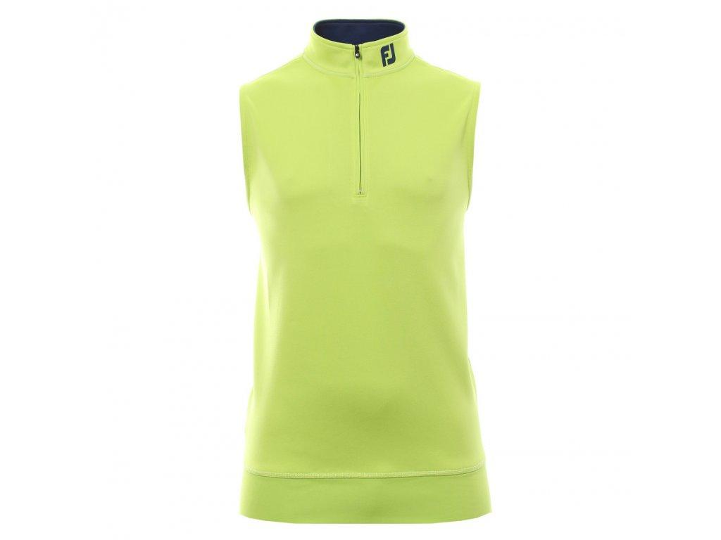 FOOTJOY Chill-out pánská golfová vesta zelená