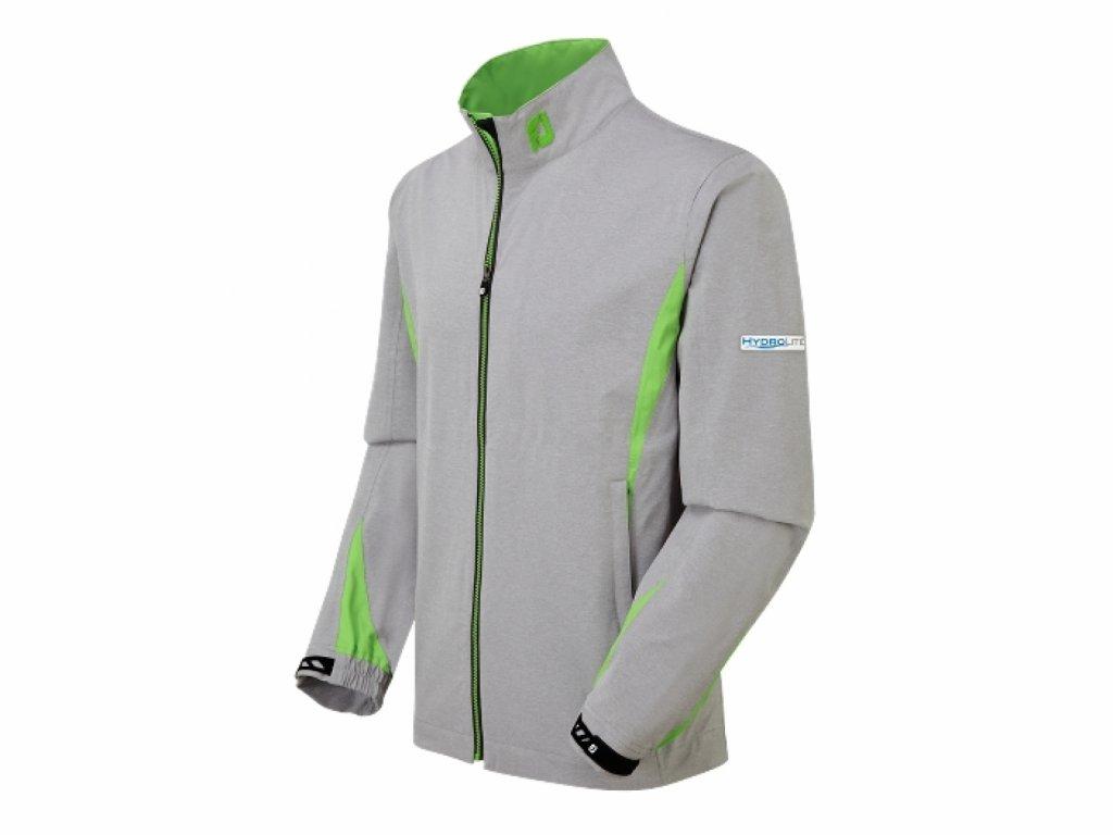 FOOTJOY Hydrolite pánská golfová bunda šedo-zelená