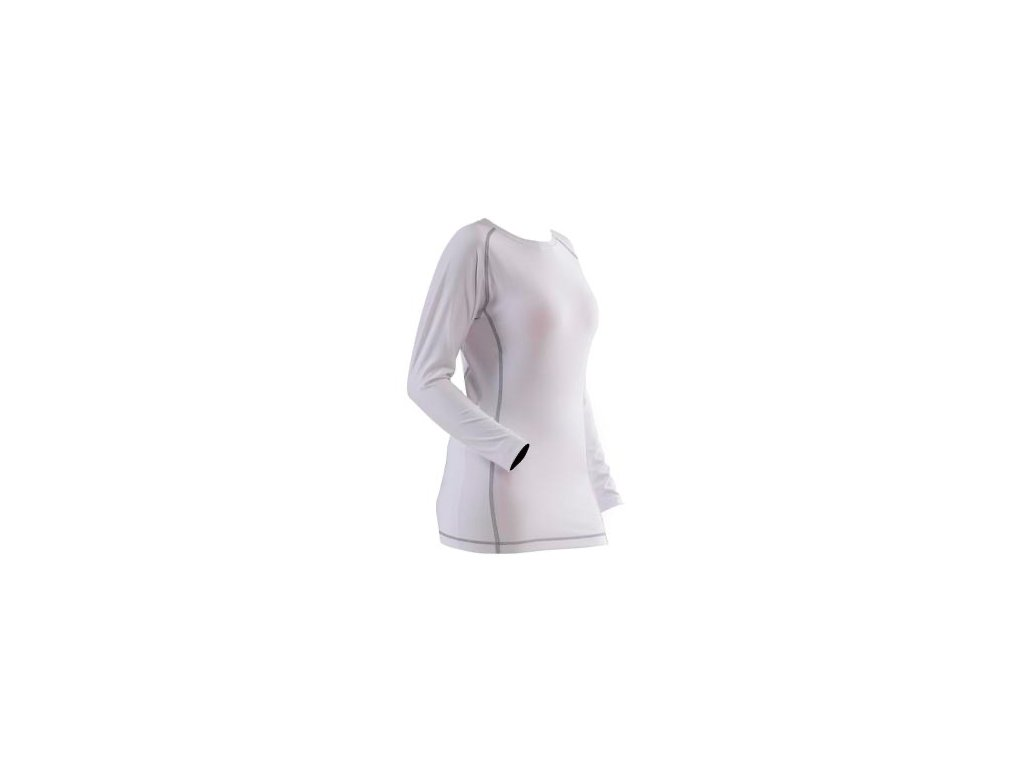 FOOTJOY dámské tričko Performance Baselayer Mock bílé
