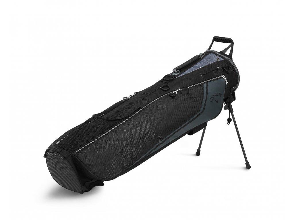 Callaway pencil bag Carry plus černý