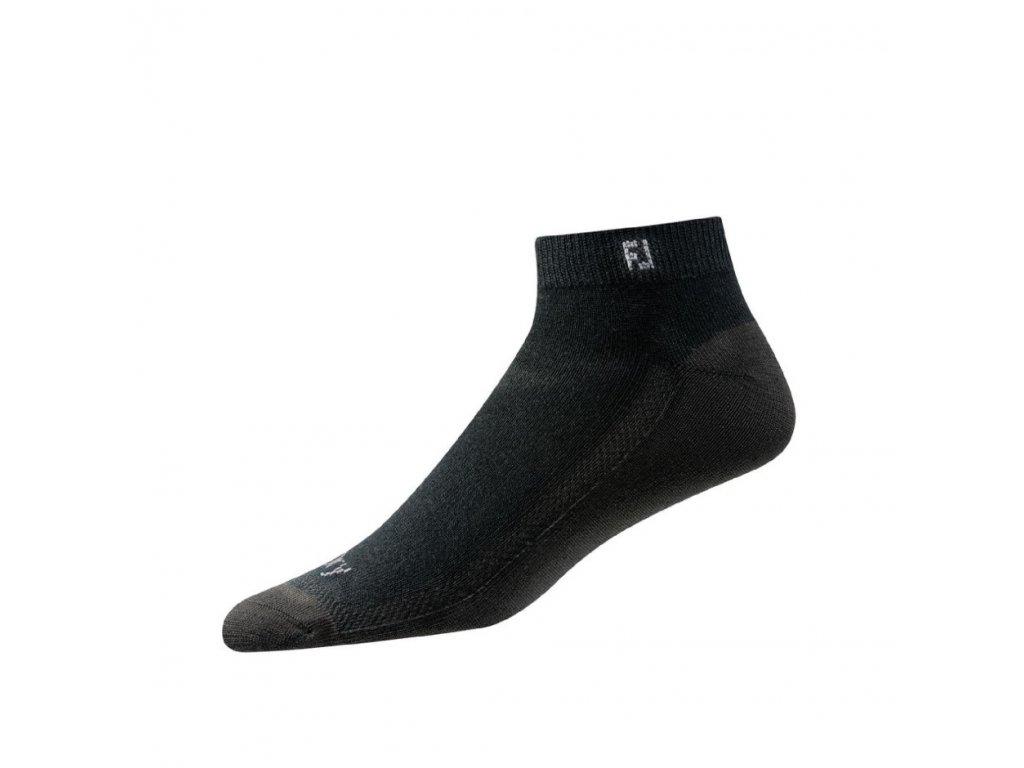 FOOTJOY pánské golfové ponožky ProDry Lightweight Sport černé