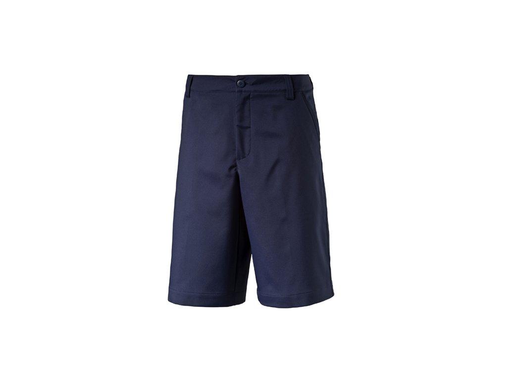 PUMA pánské kraťasy Golf Tech modré (Velikost oblečení 32) be31568b5a