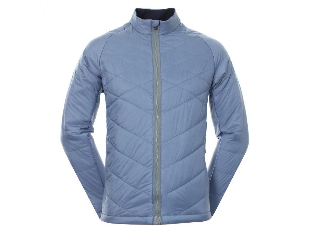 CALLAWAY Performance pánská golfová bunda šedo-modrá