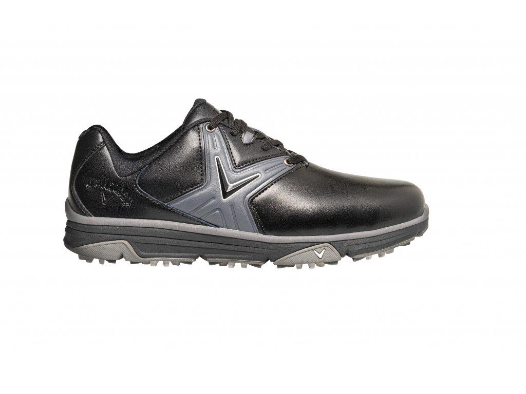 CALLAWAY M585-10 Chev Comfort pánské golfové boty černé