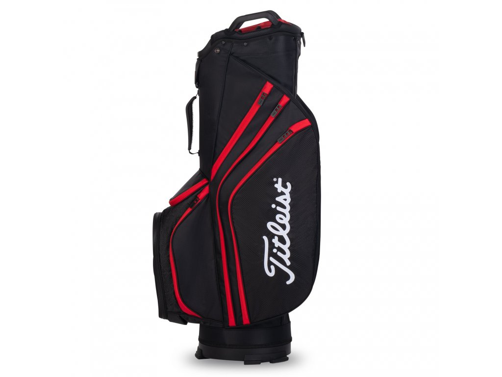 2020 Cart 14 Lightweight Black Black Red Right Apparel Pocket TB20CT6 006