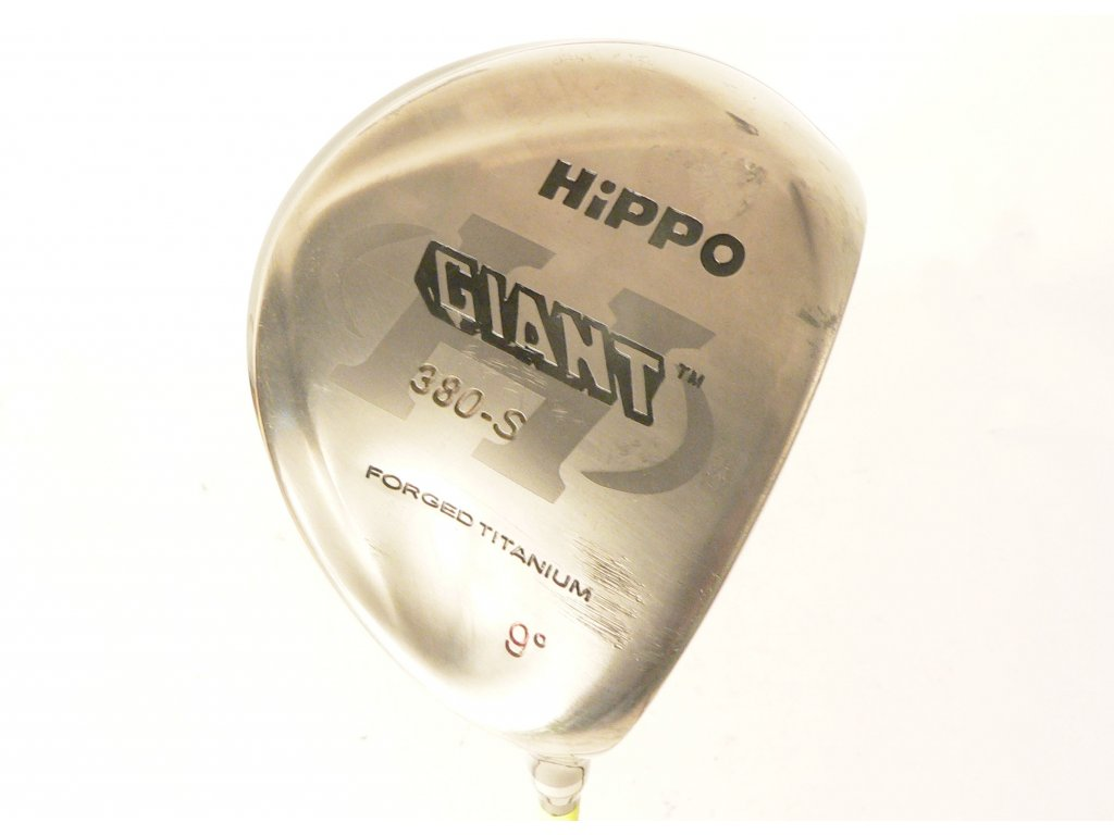 HIPPO driver 9° + Headcover