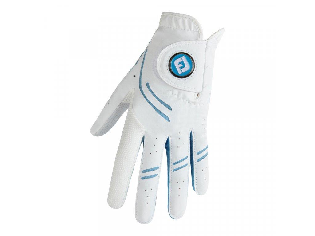 FOOTJOY GT Xtreme dámská golfová rukavice na levou ruku bílo-modrá
