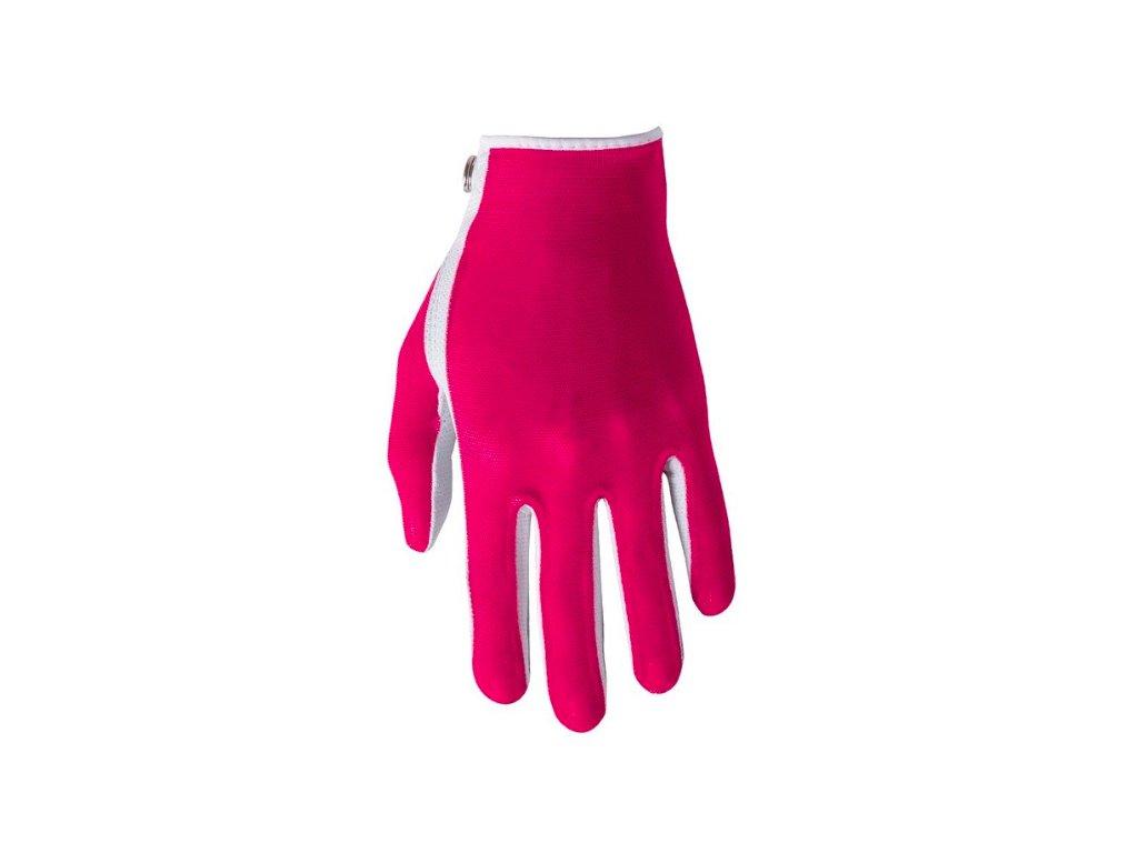 FOOTJOY StaCooler dámská golfová rukavice na levou ruku růžovo-bílá