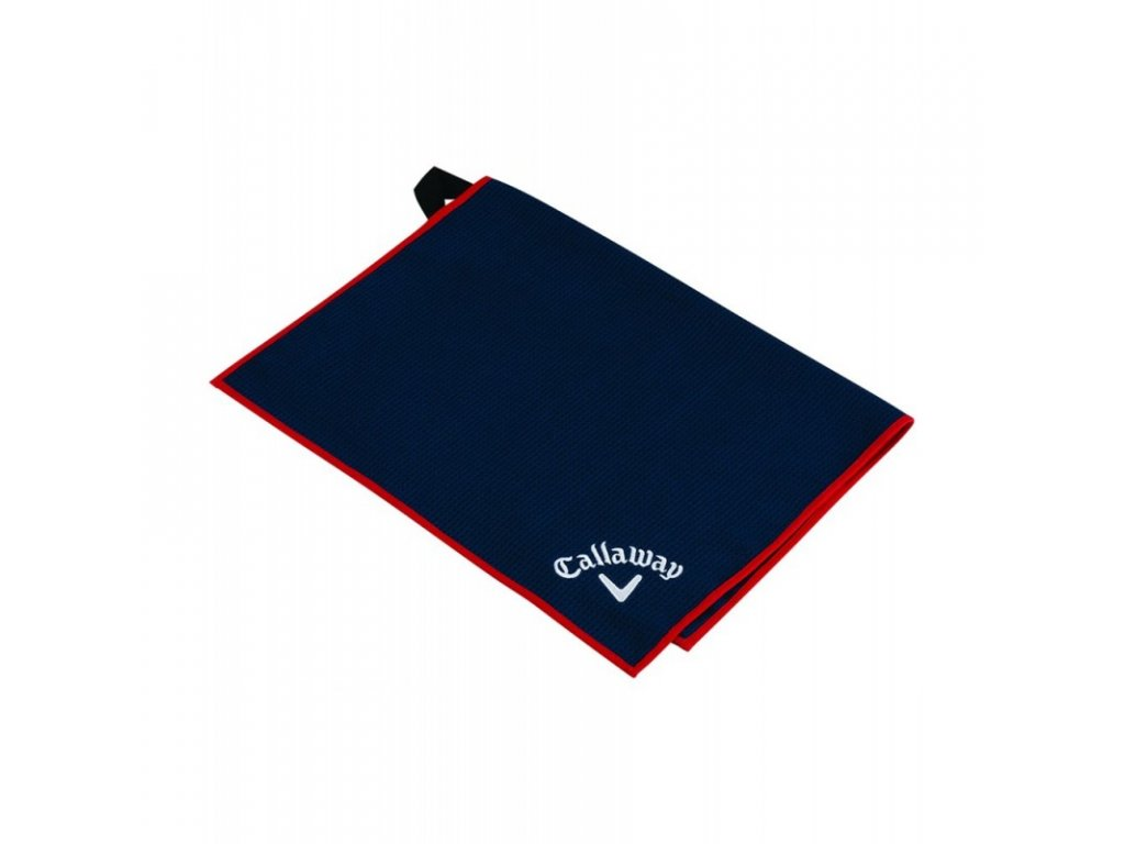 CALLAWAY Players ručník modrý