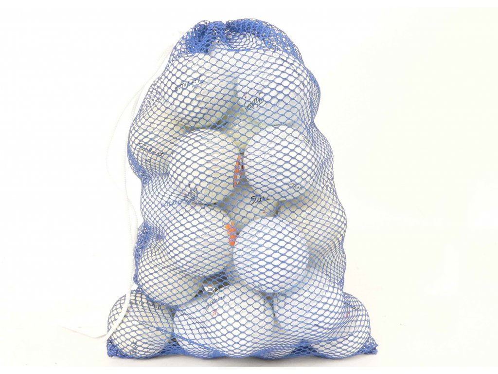 Síťka hraných míčků Titleist PRO V1 B/C (36 ks)