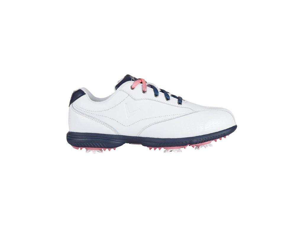 CALLAWAY dámské golfové boty W448-26 Halo Pro bílé