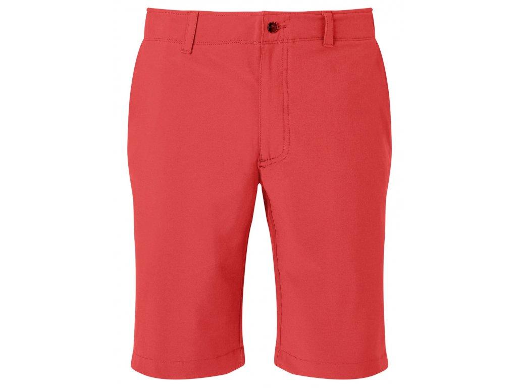 CALLAWAY pánské kraťasy Chev Tech II červené (Velikost oblečení 44)