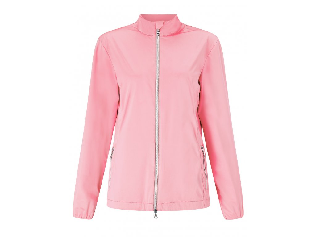 Callaway dámská bunda Layer růžová (Velikost oblečení S)