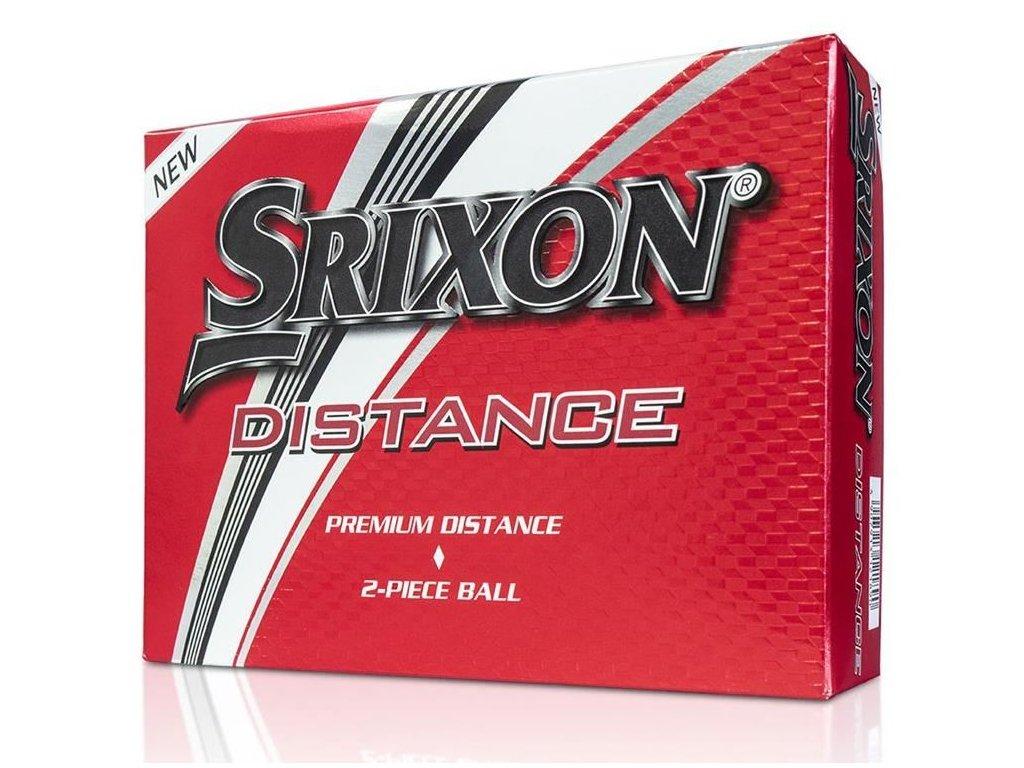 SRIXON Distance 9 golfové míčky - (12 ks)