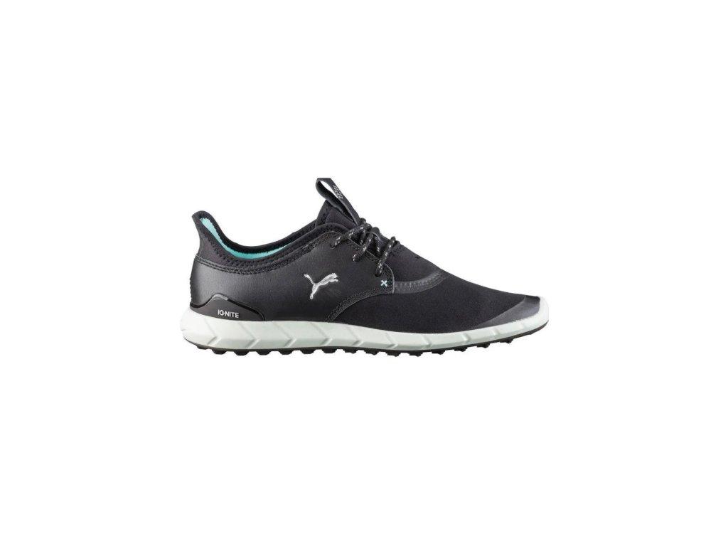 PUMA dámské boty Ignite Spikeless Sport  černé