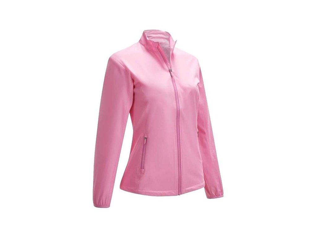 CALLAWAY Two Tone Windjacket dámská bunda růžová