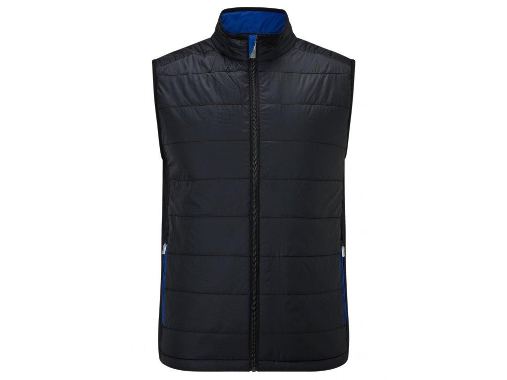CALLAWAY pánská vesta Fibre Filled Puffer černá (Velikost oblečení S)