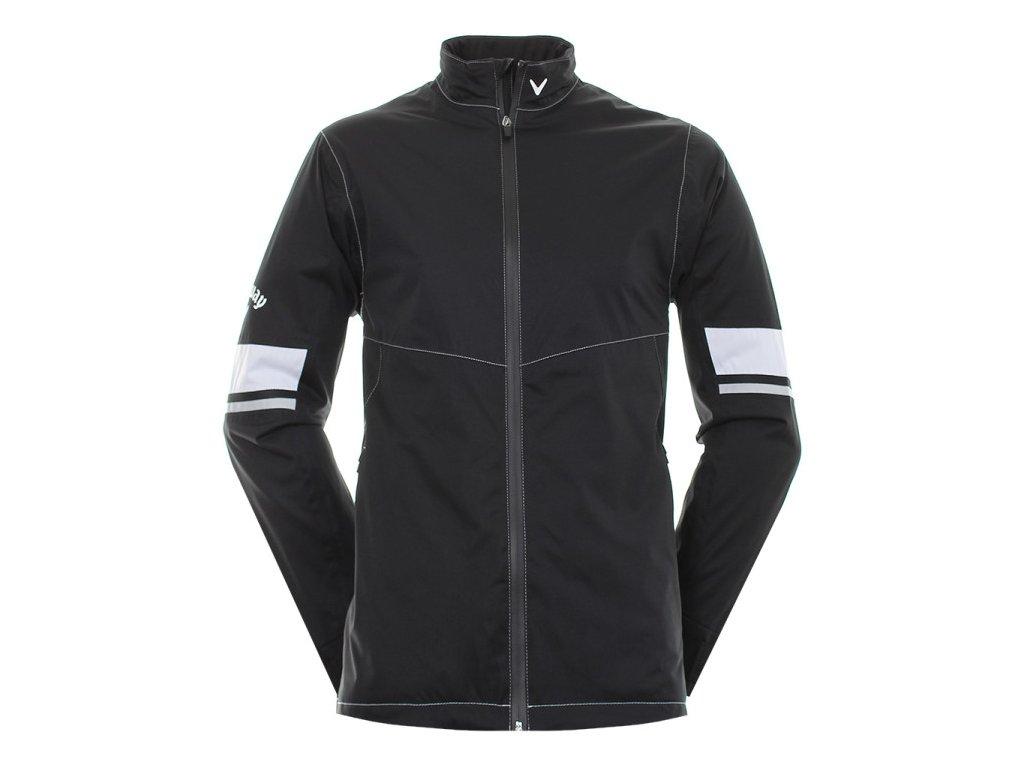 Callaway voděodolná bunda Green Grass 3.0 černá (Velikost oblečení XXL)