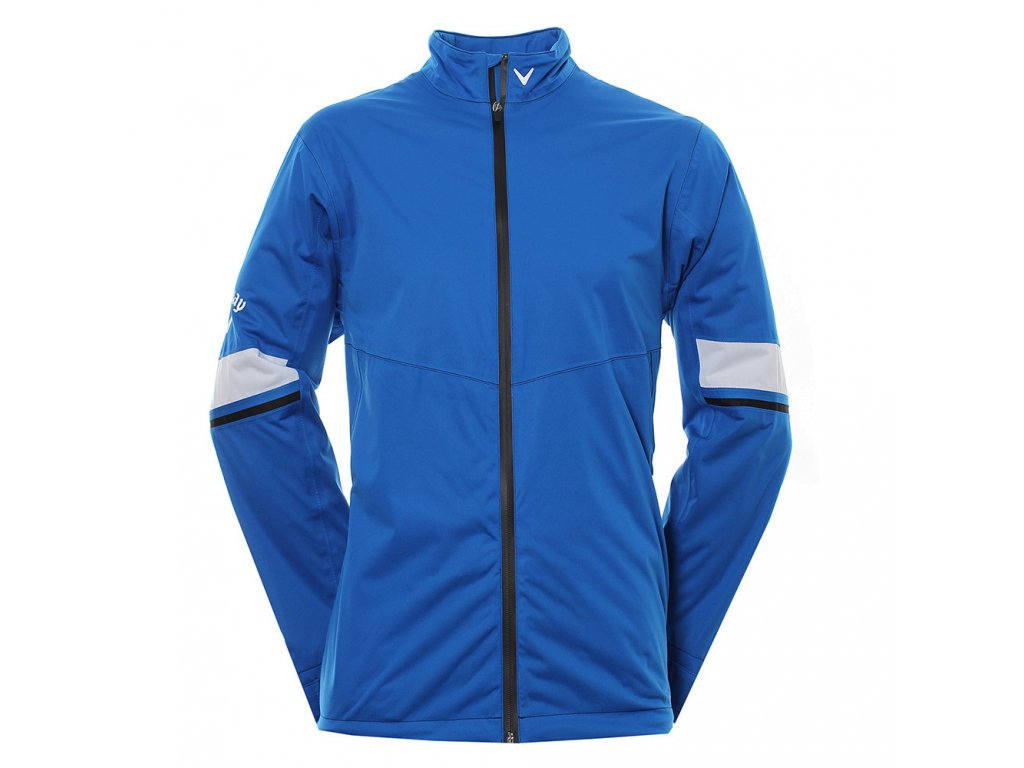 Callaway voděodolná bunda Green Grass 3.0 modrá (Velikost oblečení XL)