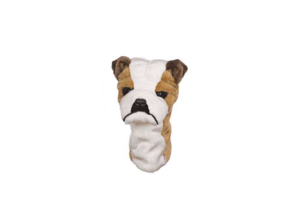 Daphnes headcover Bulldog