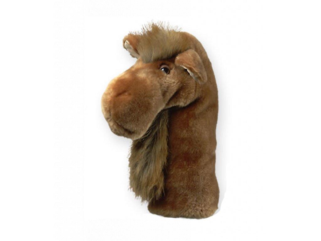 Daphnes headcover Camel - Velbloud