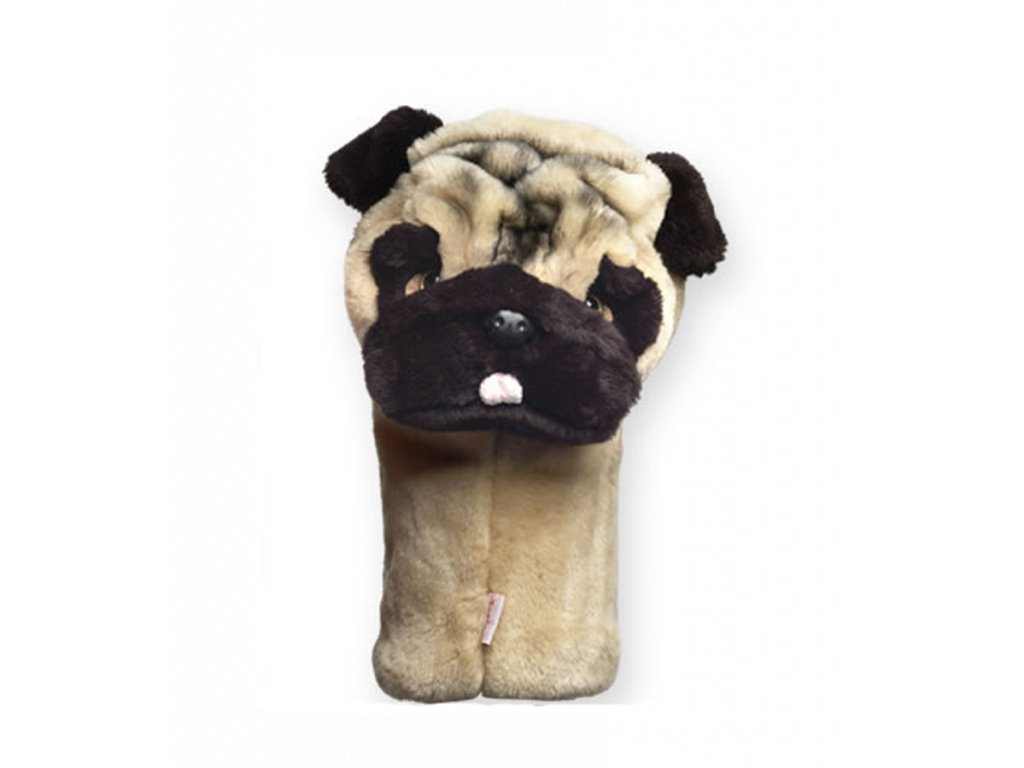 Daphnes headcover Pug - Mops