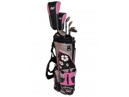 CALLAWAY dívčí golfový set 135 až 155 cm
