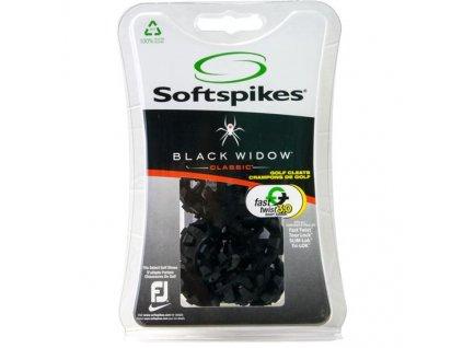 Black widow softspikes fast twist 3.0