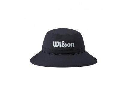WILSON Rain pánský klobouk do deště černý