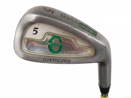MARVIN GREEN golfové železo č. 5