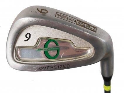 MARVIN GREEN golfové železo č. 9