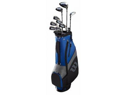 Wilson 1200 TPX pánský golfový set ocelový - bag s holemi
