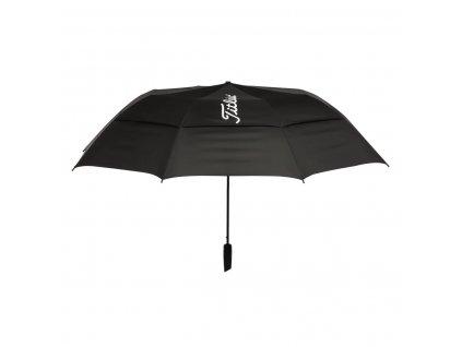 TITLEIST Folding deštník černý