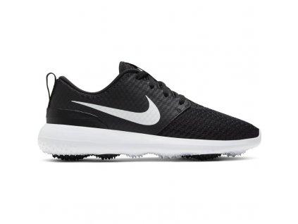 NIKE Roshe G dámské golfové boty černo-bílé