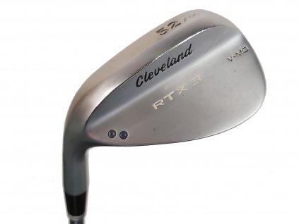 CLEVELAND golfová wedge RTX3 52°10° - levá