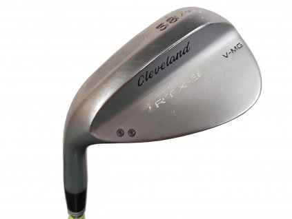 CLEVELAND wedge RTX3 58°09°- levá