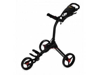 Bag Boy Compact C3 golfový vozík černo-červený