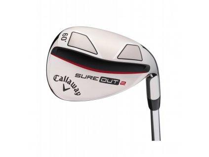 CALLAWAY Sure Out 2 pánská golfová wedge 56° - DEMO