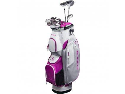 COBRA FlyXL dámský golfový set