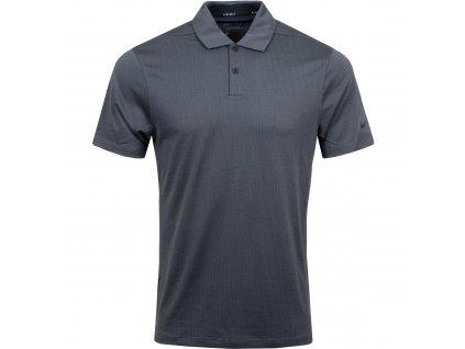 NIKE Dry-Fit Vapor Jacquard pánské tričko šedé