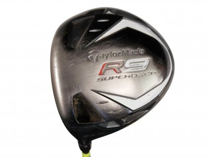 TAYLOR MADE R9 Superspeed driver 10,5° - levý + Headcover