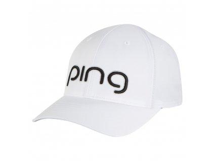 PING Performance dámská kšiltovka bílá