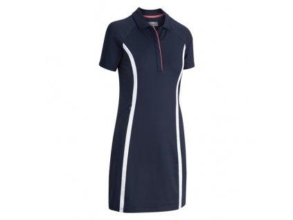 CALLAWAY Colourblock Dress dámské šaty modré