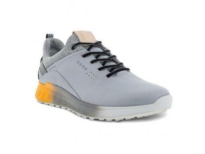 ECCO S-Three pánské boty šedé