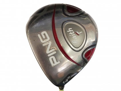 PING Faith dámský golfový driver 14° - levý + Headcover